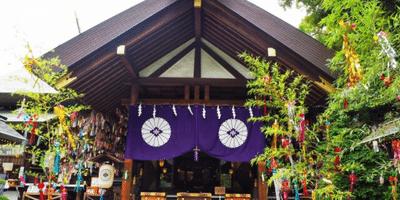 縁結びの東京大神宮