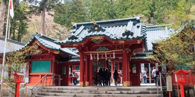 縁結びの箱根神社