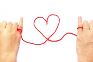 小指赤い糸